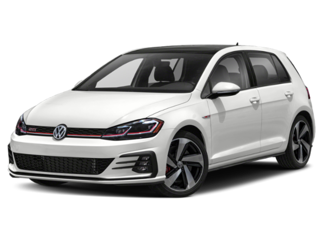 2019 Volkswagen Golf GTI Rabbit Hatchback