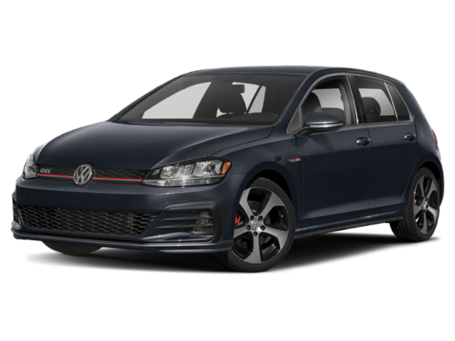 2019 Volkswagen Golf GTI 5-Dr 2.0T 7sp at DSG w/Tip 5-Door Hatchback