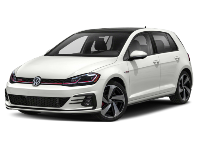 2019 Volkswagen Golf GTI Rabbit 5-Dr 2.0T 7sp at DSG w/Tip 5-Door Hatchback