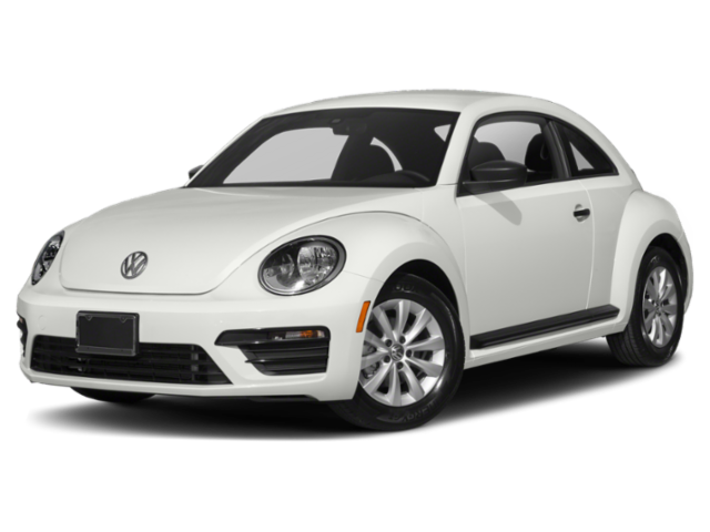 2019 Volkswagen Beetle Wolfsburg Edition Coupe 2.0T 6sp at w/Tip 2-Door Coupe