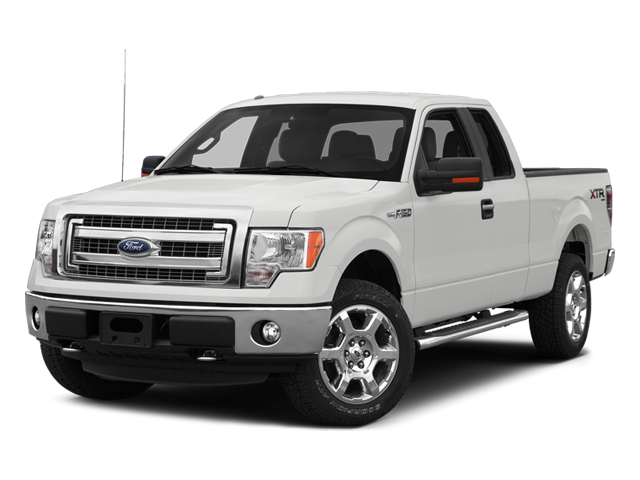Pre-Owned 2014 FORD F150 Lariat Pic