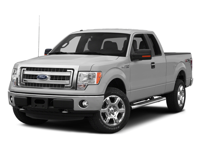 Pre-Owned 2014 FORD F150 XLT