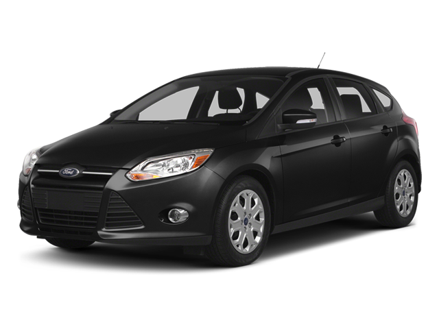 Pre-Owned 2014 FORD FOCUS SE Hatchba