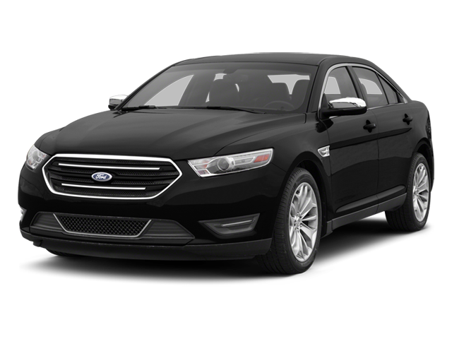 Pre-Owned 2014 FORD TAURUS SE SEDAN 4