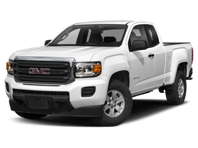 2019 GMC Canyon 4WD Ext Cab 128.3 All Terrain w/Cl Extended Cab Pickup