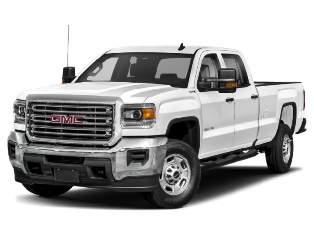 2019 GMC Sierra 2500HD SLE Standard Bed