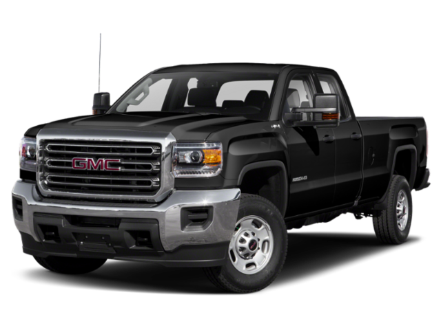2019 GMC Sierra 2500HD Base Long Bed