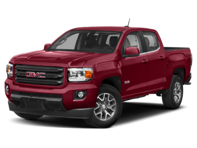2019 GMC Canyon 4WD All Terrain w/Leather Crew Cab Pickup - Standard Bed