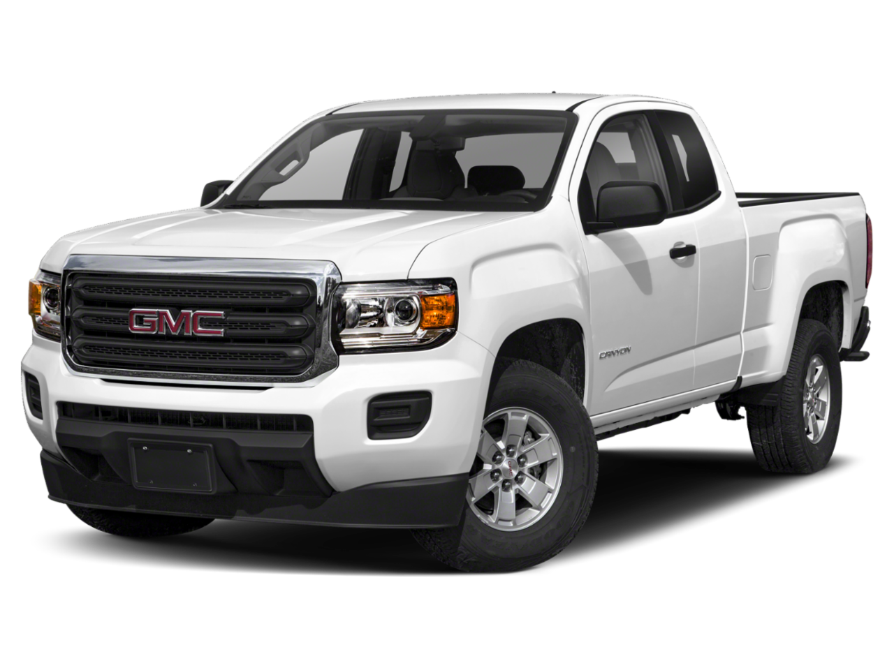2019 GMC Canyon 2WD 4D Extended Cab