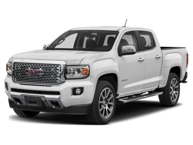 2019 GMC Canyon 4WD Denali Crew Cab Pickup - Short Bed