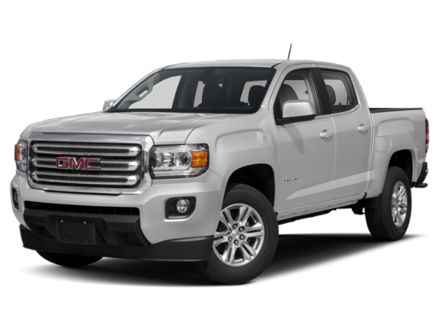 2019 GMC Canyon 4WD SLE Crew Cab Pickup - Short Bed
