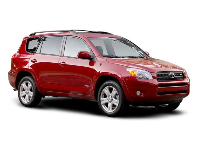 Pre-Owned 2008 TOYOTA RAV4 LIMITED I4