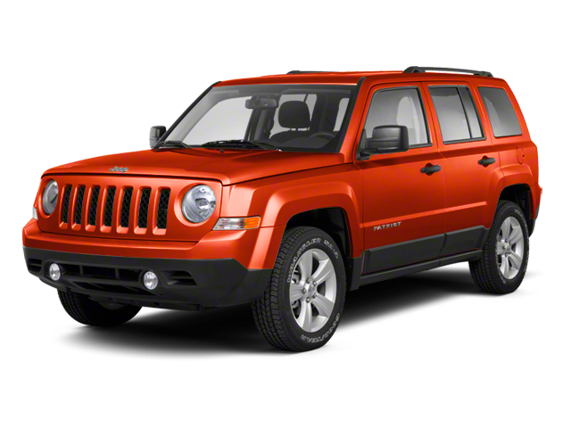 Pre-Owned 2012 JEEP PATRIOT Sport SUV
