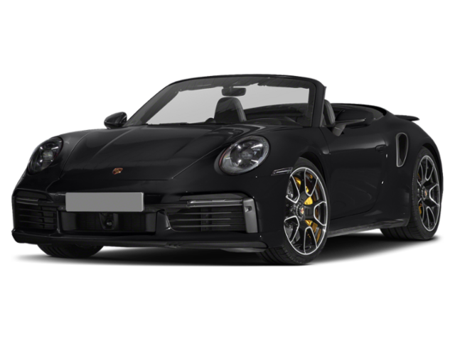 New 2021 Porsche 911 Turbo S Cabriolet