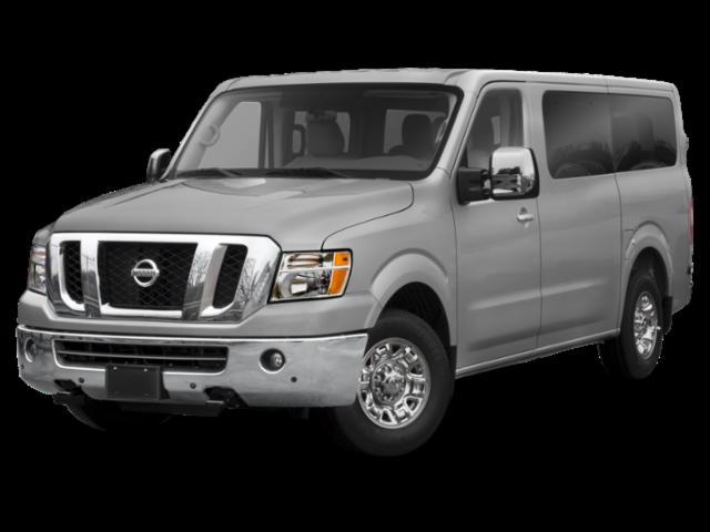 2019 Nissan NV Passenger SL Bus
