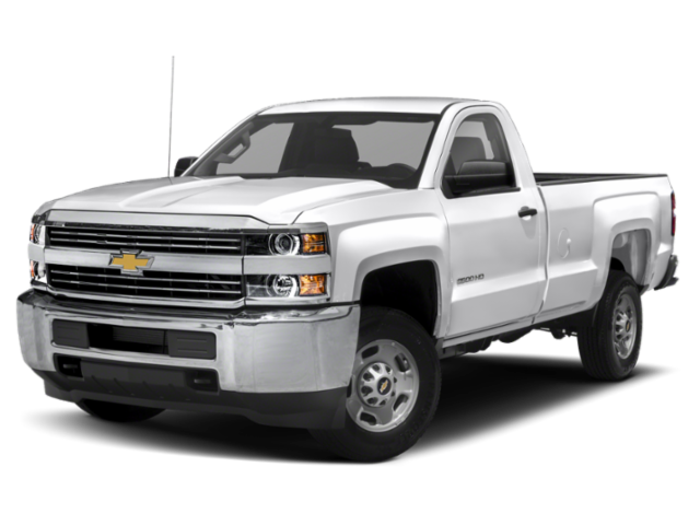 2019 Chevrolet Silverado 2500HD 4WD Double Cab 144.2 Work Truck