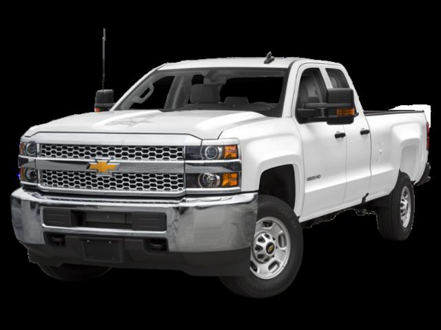 2019 Chevrolet Silverado 2500HD 4WD Double Cab 144.2 Work Truck