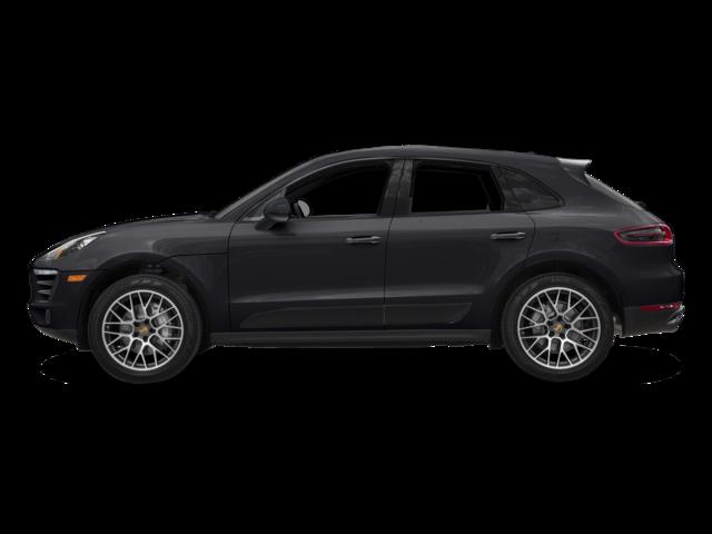 New 2018 Porsche Macan Turbo