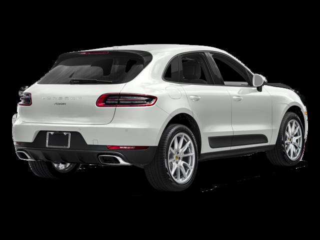 New 2018 Porsche Macan Sport Edition