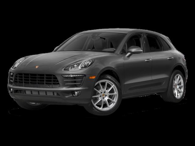 New 2018 Porsche Macan AWD