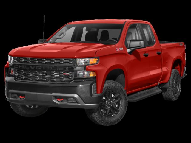 2021 Chevrolet Silverado 1500 Work Truck 2D Standard Cab