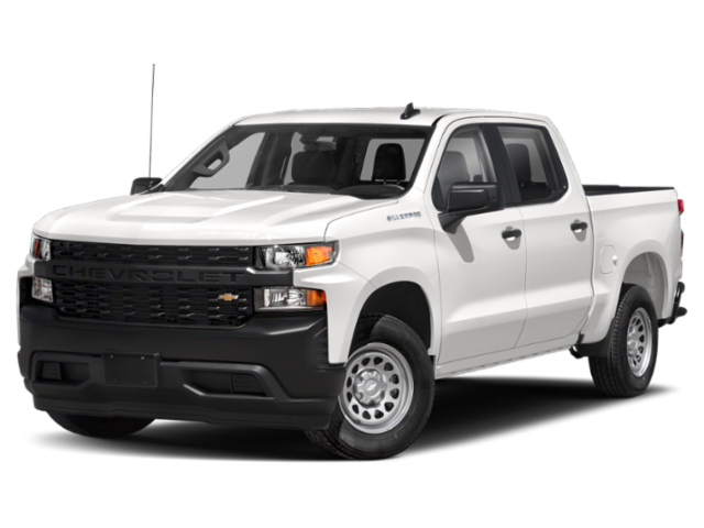 2021 Chevrolet Silverado 1500 High Country 4D Crew Cab
