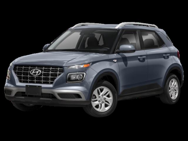 2021 Hyundai Venue SEL 4D Sport Utility