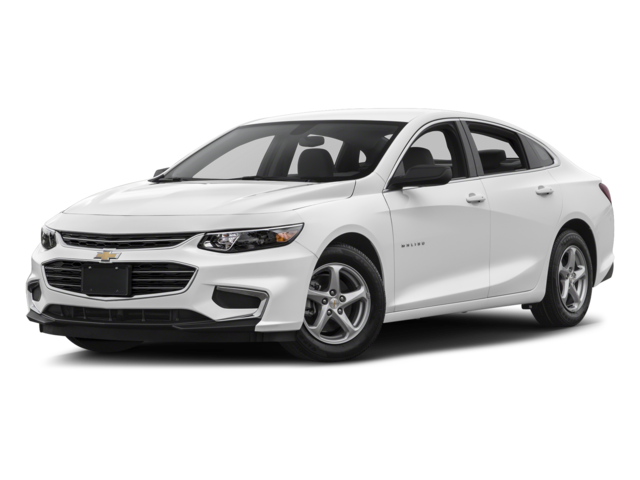 Pre-Owned 2017 CHEVROLET MALIBU LS Sedan 4