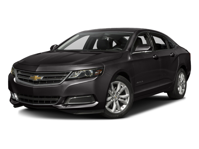 Pre-Owned 2017 CHEVROLET IMPALA LT SEDAN 4