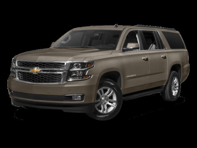 New Chevrolet Suburban LS