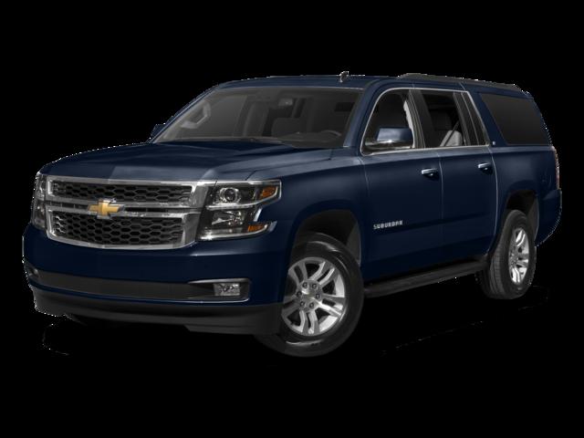 New Chevrolet Suburban LT