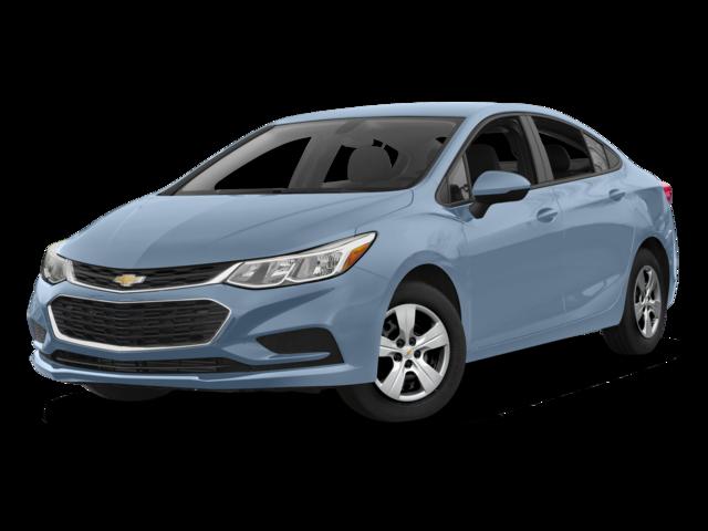 New Chevrolet Cruze LS