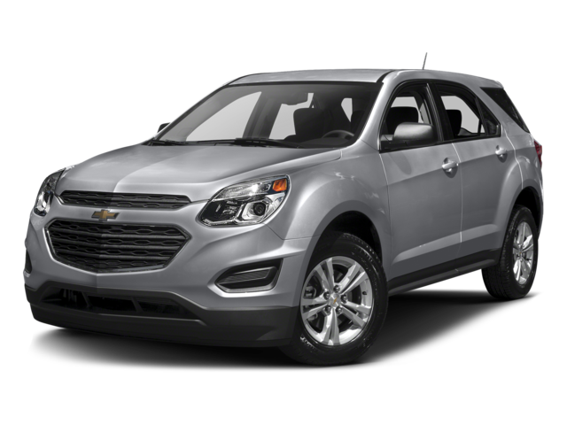 Pre-Owned 2017 CHEVROLET EQUINOX LS SPORT U