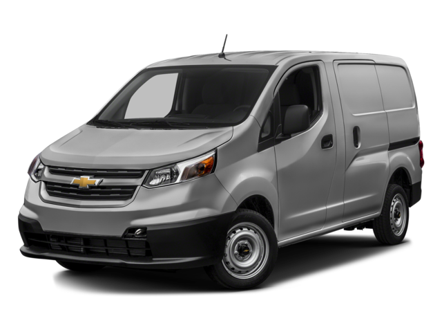 New Chevrolet City Express Cargo Van LT