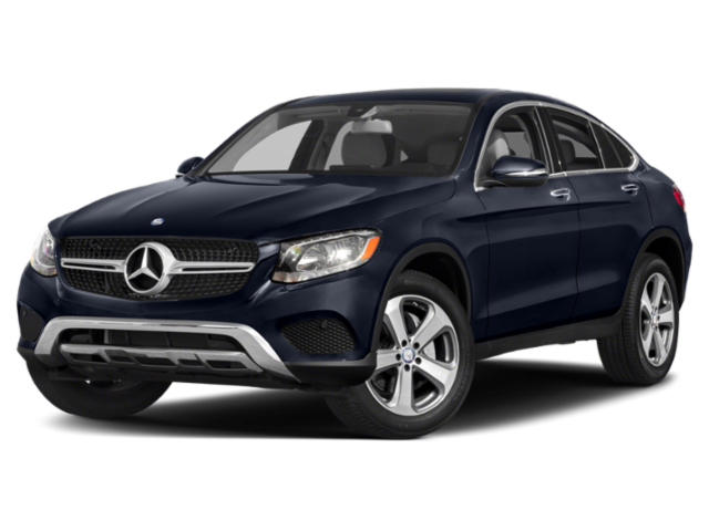 2019 Mercedes-Benz GLC GLC43 AMG 4-Door Coupe