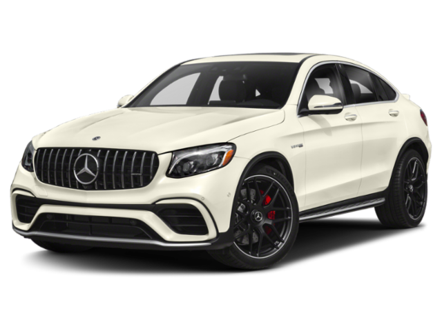 2019 Mercedes-Benz GLC GLC63 AMG 4-Door Coupe