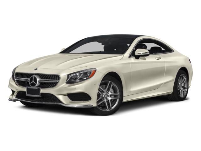 2017 Mercedes-Benz S-Class S 550 4MATIC? Coupe