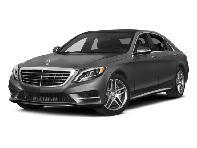 2017 Mercedes-Benz S-Class S 550 4D Sedan