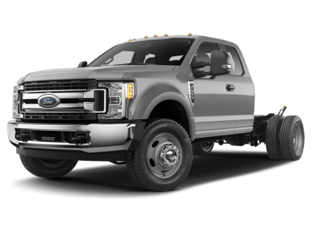 2019 Ford F-550SD XL Cab/Chassis