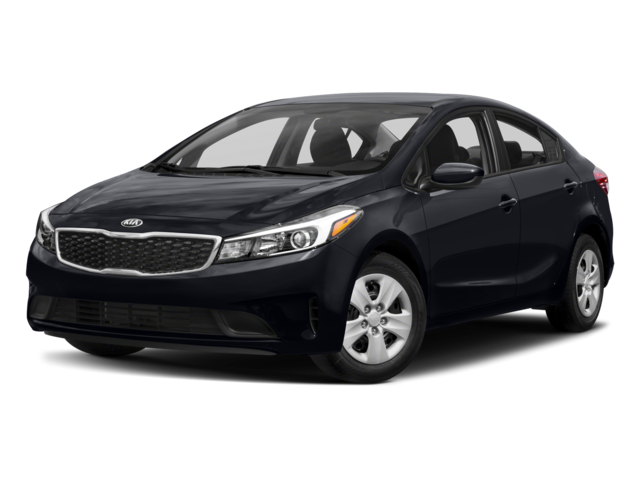 2017 Kia Forte 4DR SDN LX AT Sedan