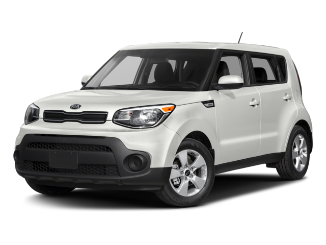 2017 Kia Soul Base 4D Hatchback
