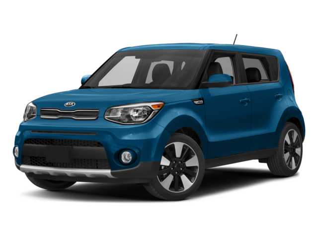 2017 Kia Soul Plus 4D Hatchback