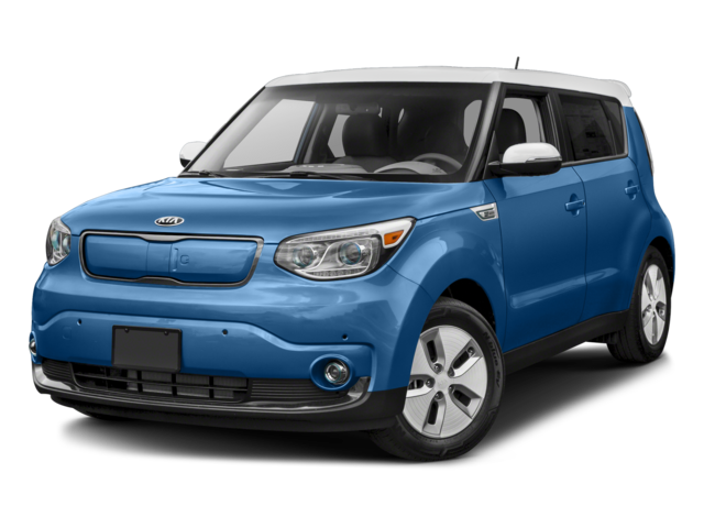 2017 Kia Soul EV Base 4D Hatchback