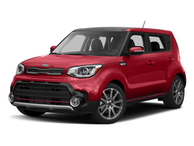 2017 Kia Soul Exclaim 4D Hatchback