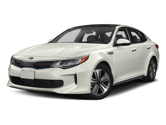 2017 Kia Optima Hybrid EX 4D Sedan