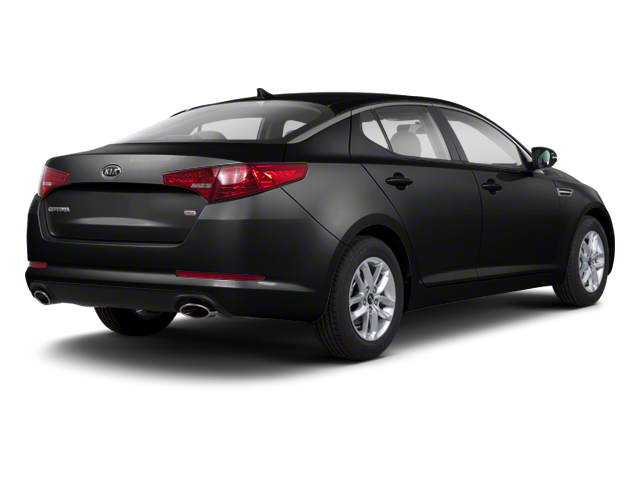 Pre-Owned 2013 Kia Optima SX w/Chrome Limited Pkg