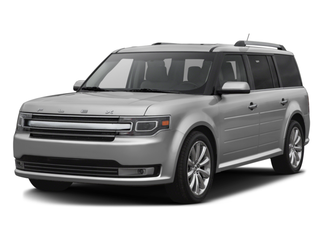 2016 Ford Flex Limited w/EcoBoost