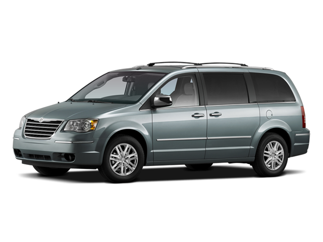 Pre-Owned 2009 CHRYSLER TOWN & COUNTRY Touring Mi