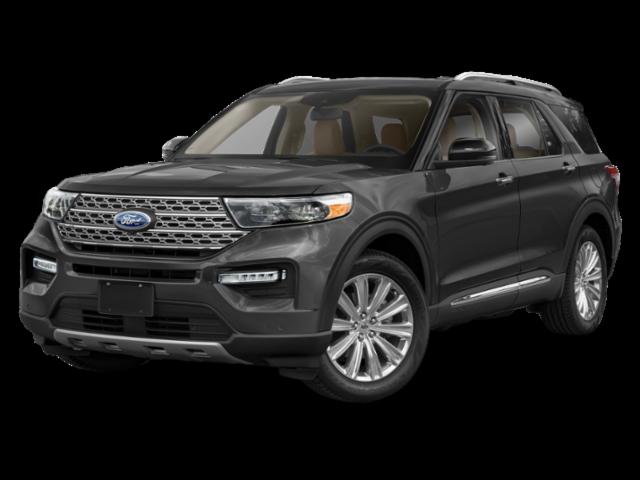 New 2021 Ford Explorer Base