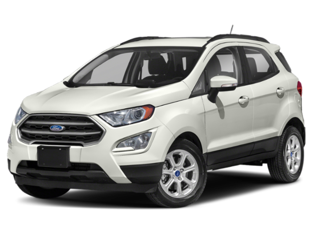 New 2021 Ford EcoSport SE 4WD Sport Utility